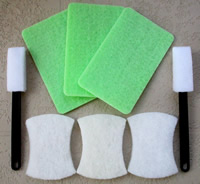 Bugs Off Pads 3 Pack